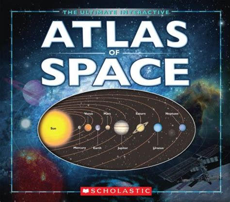 The Ultimate Book Of Space the ultimate interactive atlas of space reading length