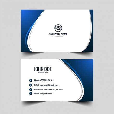 Doctor Visiting Card Design Vector