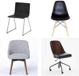 on chair on the hunt for a stylish office chair