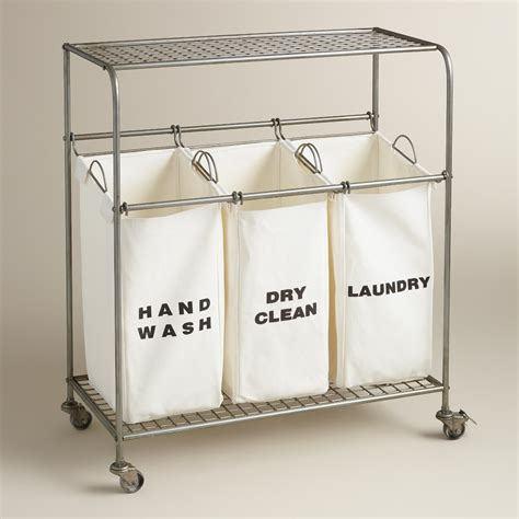 Sorting Laundry Basket Cart Sierra Laundry Teaching Sorting Laundry