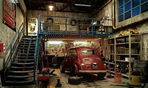 Antique Car Interiors Garage Picture Of The Day