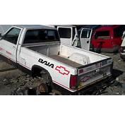 VERY RARE Chevy S10 BAJA In Junkyard  YouTube