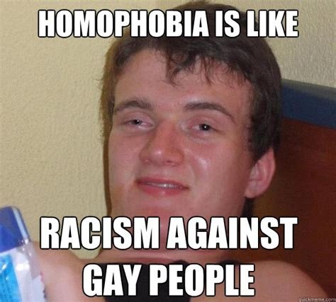 Closet Gay Meme - she says keep the social peace for now he said she said