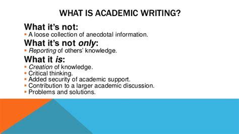 academic writing essay tips