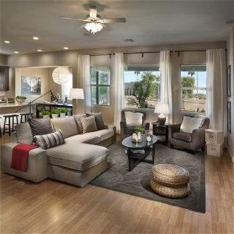 open floor plan living room furniture arrangement living room beige and grey combo i like this layout
