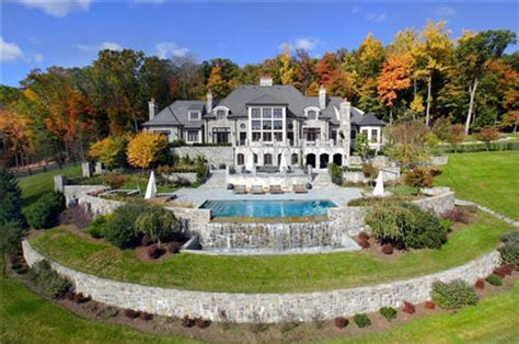 Estate Of The Day 22 Million English Manor In Mahwah Home Www Usanj