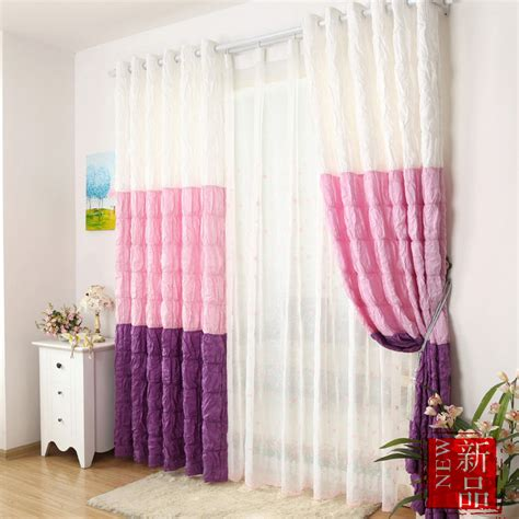 stylish curtains for bedroom bedroom awesome multi color chic style girls curtains for