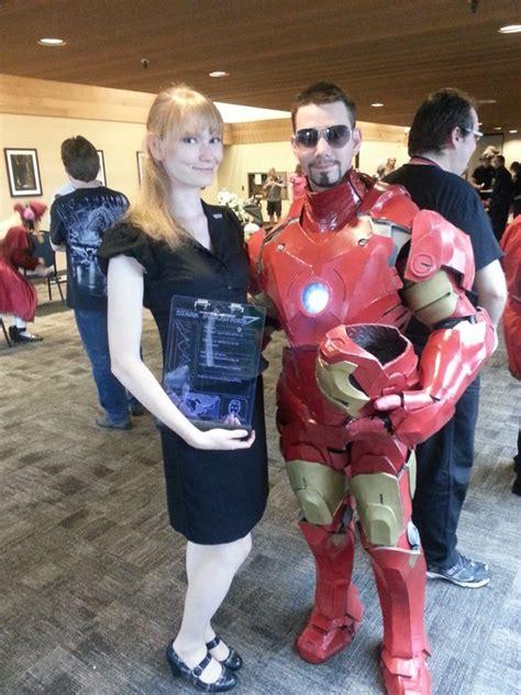 iron man slothcore cosplay speed