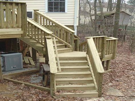 how to repairs hoeser steps building deck stairs