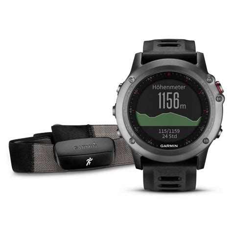Garmin Fenix Jam Tangan Olahraga jam tangan garmin fenix 3 gray geo multi digital alat