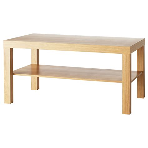 Ikea Birch Coffee Table Lack Coffee Table Oak Effect 90x55 Cm Ikea