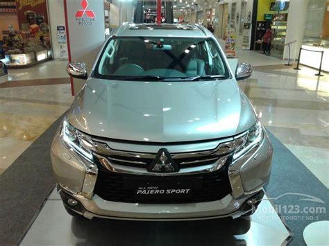 All New Pajero Sport List Plat Mobil Belakang Jsl License Ornament jual mobil mitsubishi pajero sport 2017 dakar 2 4 di dki jakarta automatic suv silver rp 505 000