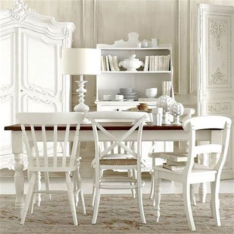 White Dining Room Table Set by Best 25 Mixed Dining Chairs Ideas Only On