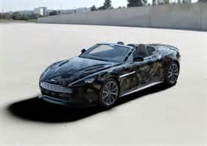 Aston Martin V12 Vantage Volante Aston Martin Collaborates With Valentino On A Distinct V12