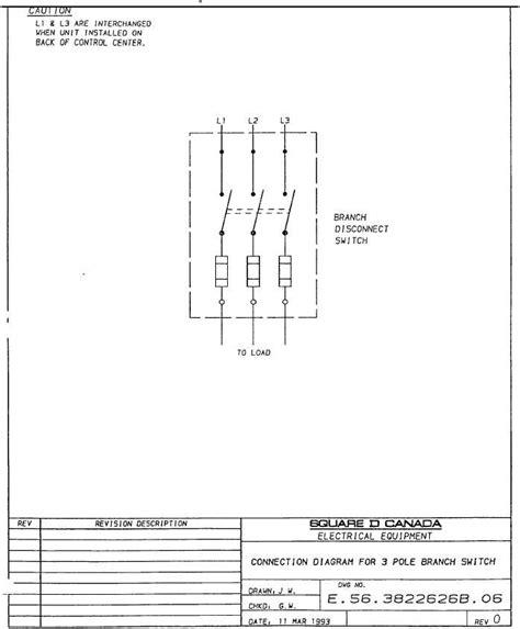 pole isolating switch wiring diagram www jzgreentown