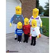 LEGO Family – Awesome DIY Costume For Halloween  Ufunknet