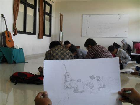 inforupablogspotcom sketsa gambar lukis kaligrafi