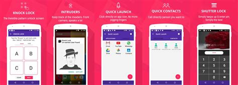 lock screen pro apk knock lock pro applock screen v5 1 1 patched apk sadeemapk