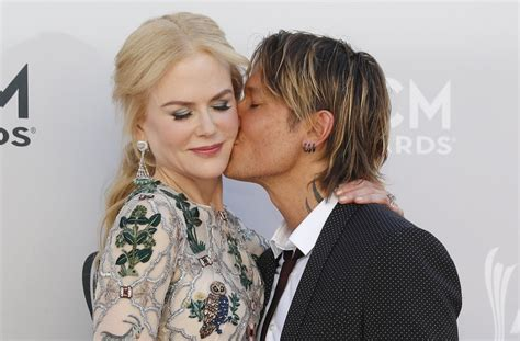 Nicole Kidman marvels over 'gorgeous' husband Keith Urban