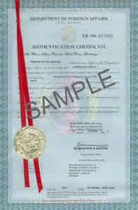 Birth Certificate Letter lto dfa red ribbon authenticated driver s license