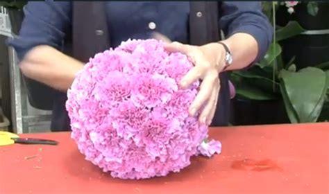 decorazioni tavoli matrimonio fai da te nozze decorazioni floreali a sfera fai da te