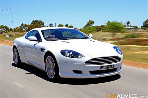 White Aston Martin Db9 by Aston Martin Db9 White