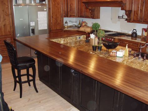buy bar top all about wood kitchen countertops you have to know