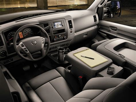 nissan minivan inside new 2017 nissan nv passenger nv3500 hd price photos