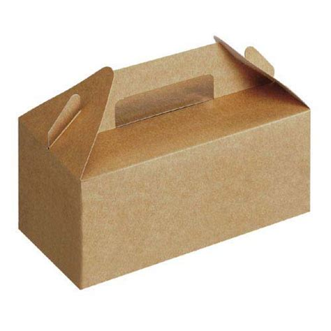 cuisine box small carrypack handled food box