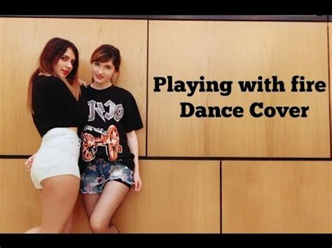 blackpink dance cover playing with fire blackpink dance cover youtube