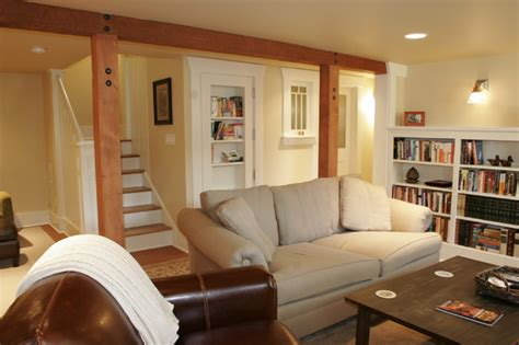 basement rooms finished basement traditional basement seattle by