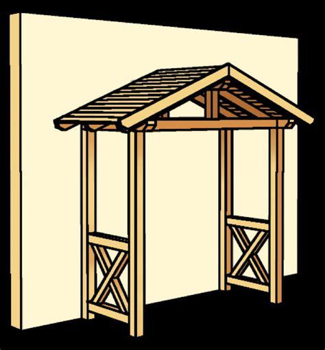 Vordach Selber Bauen Holz 3541 by Holz Vordach Skanholz 171 Stralsund 187 F 252 R Haust 252 Ren Satteldach