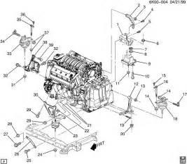 2002 motor mount