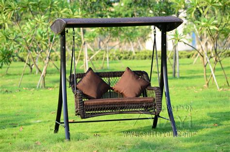 garden swing singapore online buy wholesale rattan swing chair from china rattan