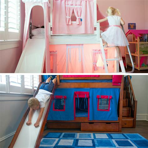 castle tent bedroom rooms to go kids kids bedroom powell princess loft bed with slide bedding sets espresso