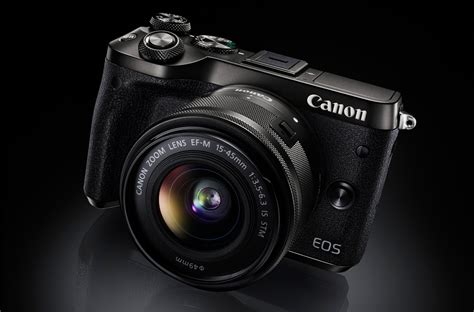 Canon Eos M6 Only Canon M6 Eos M6 6 big things about the canon eos m6 park cameras