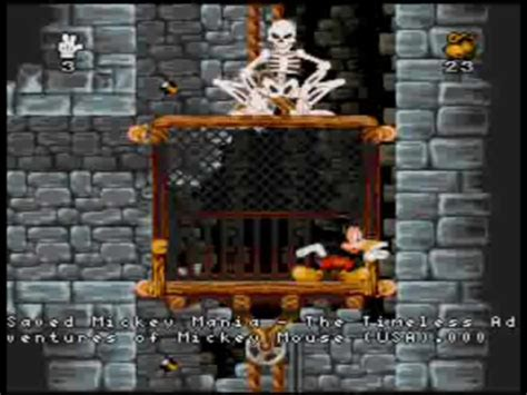 emuparadise quackshot mickey mania the timeless adventures of mickey mouse