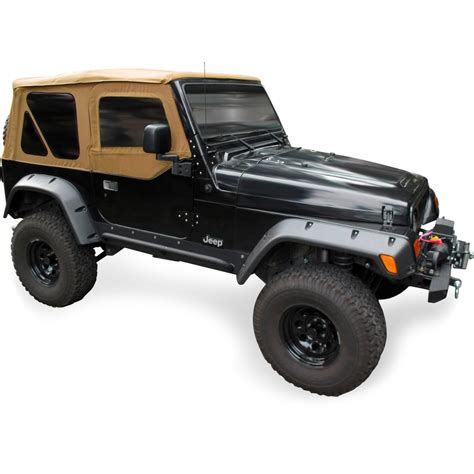 Soft Top For Jeep Tj New Soft Top Denim Spice Jeep Wrangler Tj W 2 Door