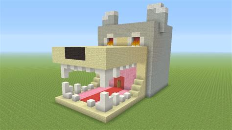 minecraft dogs minecraft awesome survival house 35