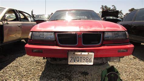 hayes auto repair manual 1991 pontiac grand am parental controls junkyard gem 1991 pontiac grand am le with quad 4 engine autoblog