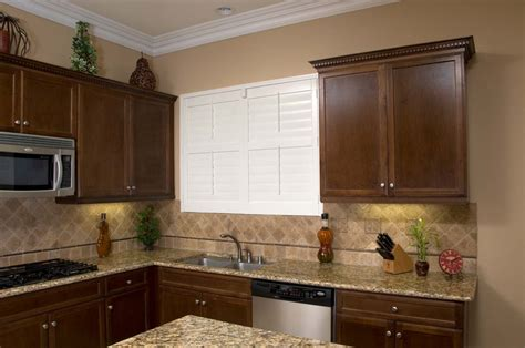 kitchen window shutters interior shutters and plantation shutters photo gallery danmer ca