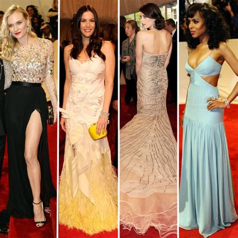 met gala   dress trends popsugar fashion