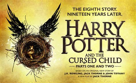 harry potter   cursed child play lyric theatre