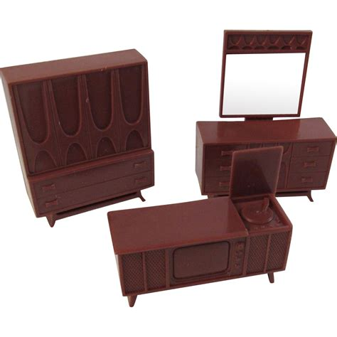 modern dollhouse furniture mid century modern dollhouse furniture 3 pieces from