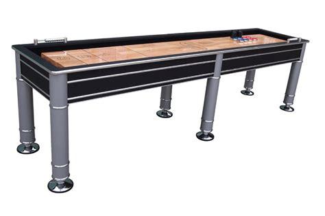 12 Foot Shuffleboard Table by The Cosmopolitan 12 Foot Shuffleboard Table By Berner