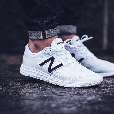 nb sneakers new balance fresh foam zante ml1980 wb 215 bw soletopia