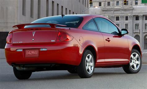 2009 pontiac g5 car and driver