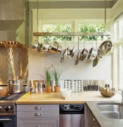 Kitchen Pot Rack Ideas Decor Design Pot Rack Ideas