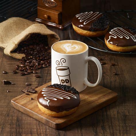 Coffee Dunkin Donut dunkin donuts coffee and donuts on behance фуд съемка