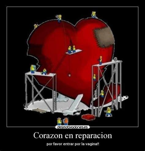 Imagenes De Corazones En Reparacion   corazon en reparacion desmotivaciones